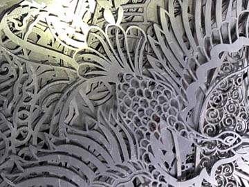 Laser Cutting Art